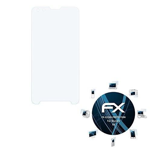atFolix Schutzfolie kompatibel mit Bestore F6 Folie, ultraklare FX Displayschutzfolie (3X)