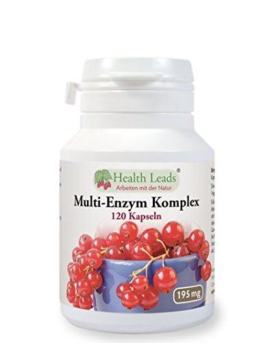 Multi-Enzym-Komplex 195 mg x 120 Kapseln