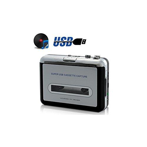 CONVERTIDOR CASSETE A MP3