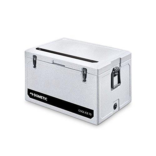 Dometic COOLICE WCI 70 - hochwertige Passiv-Kühlbox, Mini-Kühlschrank, Ideal für Angler und Jäger, Eis-Box in Heavy-Duty-Qualität, 68 Liter