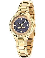 Just Cavalli Damen Uhrenbeweger Collection JUST INDIE Edelstahl gold R7253215502
