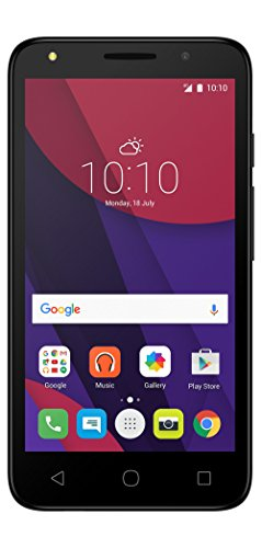 Alcatel Pixi4 5045T (Volcano Black)