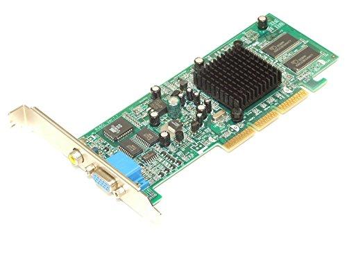 Computer Ati Radeon 7000 (PowerColor ATI Radeon VE / 7000 64MB AGP Graphics Card/PC-Grafikkarte RV6SL-B2 (Generalüberholt))