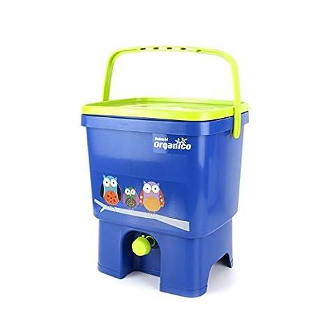 Composteur Bokashi Organico & activateur Couleur: Selon stock disponible