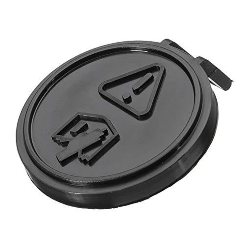 Uzinb Expansion de radiateur Bouteille Réservoir d'eau Cap Capot de Protection Compatible pour BMW Mini One Cooper 01-06 Essence