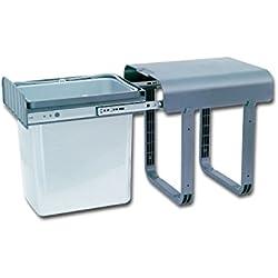 ekotech Collecteur de déchets Aladin, 16L, extensible, 1pièce, 105051031