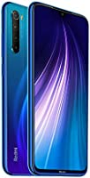 Xiaomi Redmi Note 8 Smartphone 4GB RAM 64GB ROM 4000mAh batterij met hoge capaciteit Blauw
