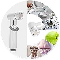 Boquite Rociador de pañales de Mano, rociador de Inodoro, rociador de baño, higiene Personal Moderna Simple Perros para Mascotas para baño de baño de Lavado Femenino