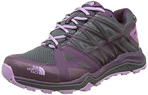 The North Face Women's Hedgehog Fastpack Lite Ii Gtx Low Rise Hiking Boots, Multicolour (Dark Shadow Grey/Violet Tulle), 6 UK 39 EU