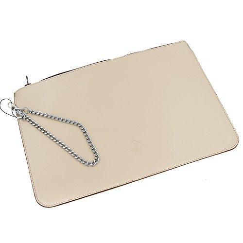 Tellur Fashion Clutch Bags mit Verschluss - Reisepasshülle, Skin Preisvergleich