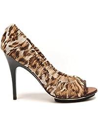 Lola Cruz - Zapatos de vestir para mujer Marrón marrón