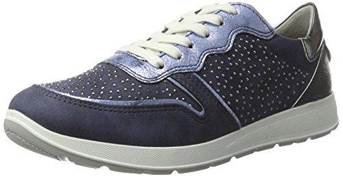 Jenny Damen Glendale Sneaker Blau (indigo/cielo,stahl/titan)