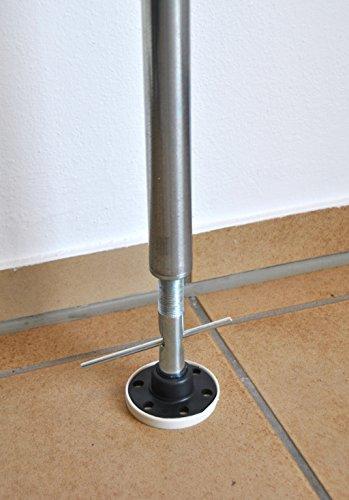 Angerer 2307/3800 Klemmmarkise Design Nummer 3800, 300 cm breit -