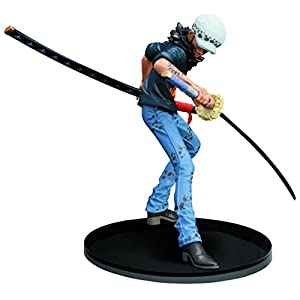 "Banpresto One Piece Sculture Big 3 Vol. 6 ""Trafalgar Ley Figura de la Champion 8"