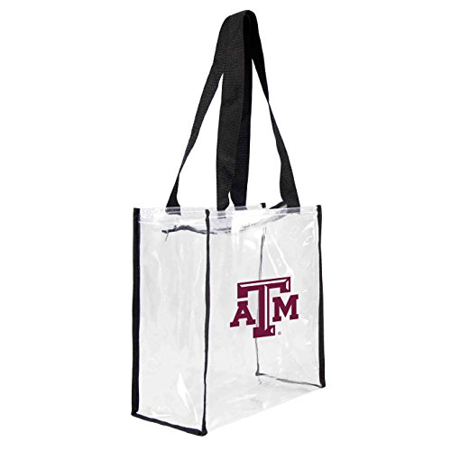 ncaa-texas-am-aggies-square-stadium-tote-115-x-55-x-115-inch-clear-by-littlearth