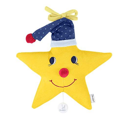 Gebraucht, Sterntaler Spieluhr, Kuschel-Stern, Austauschbares gebraucht kaufen  Wird an jeden Ort in Deutschland