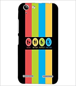 PrintDhaba Logos D-4034 Back Case Cover for LENOVO VIBE K5 PLUS (Multi-Coloured)
