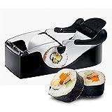 ◆ Perfetto rotolino per sushi, rendendo il sushi facilmente in pochi minuti, per qualsiasi cibo arrotolato, non solo per il sushi.◆ Goditi gli snack salutari fatti in casa e stupisci i tuoi amici con le tue abilità di fare sushi per famiglie e princi...