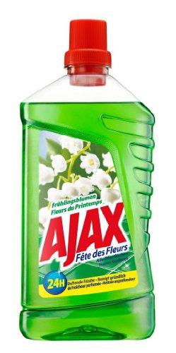 Ajax Frühlingsblumen Allzweckreiniger, 2er Pack (2 x 1000 ml)