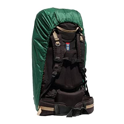 Aqua Quest Backpack Cover Waterproof - Small, Medium, or Large - Green - sports-outdoor-bags, skiing-backpacks