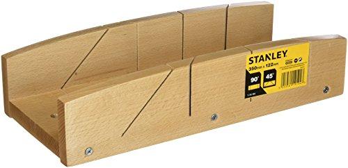 STANLEY 1-19-194 - Ingletadora madera grande 350x122mm