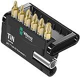 Bit-Check 7 TiN PZ Universal 1 SB, 7 pezzi