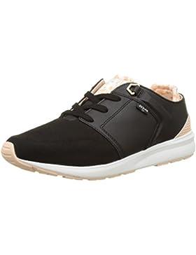 Levi's Damen Black Tab Runner Sneakers