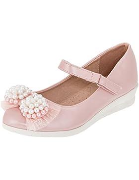 Hello Coccinelli Zapatos de Vestir de Material Sintético Para Niña