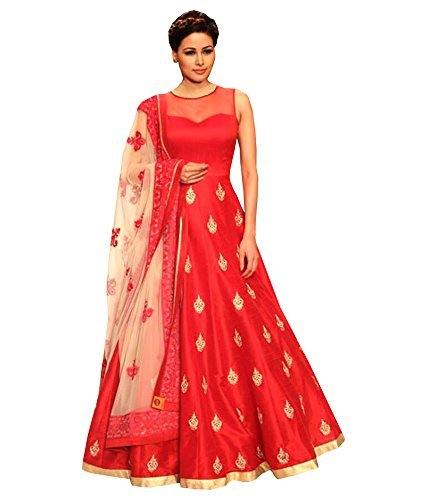 Queen of India anarkali suits for women readymade