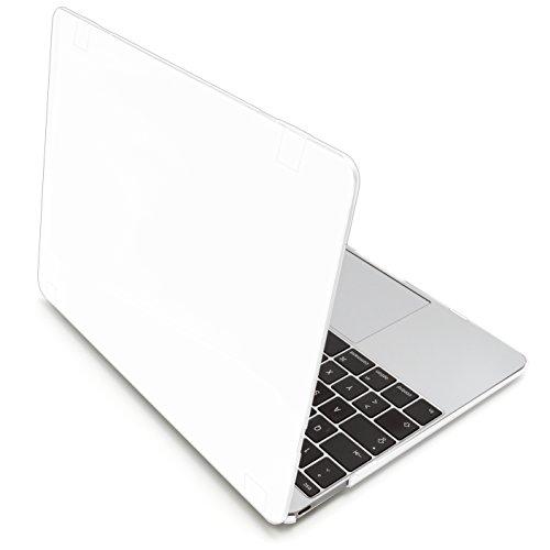 MyGadget Hülle Hard Case [Gummiert] - für Apple MacBook 12