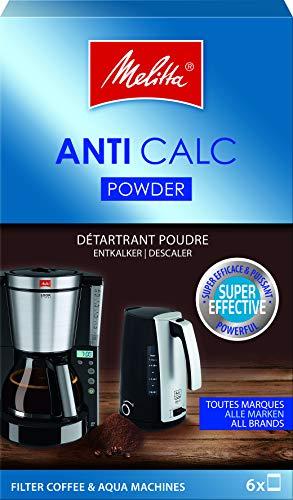 Melitta Perfekt saubere Filterkaffeemaschinen, 250 ml, natürliche Flüssigkeit, transparente Kunststoffflasche, Kunst. Nr. 6767001, Nicht zutreffend