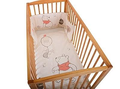 Disney Winnie The Pooh Neutral Spot Bedding Set - low-cost UK light store.