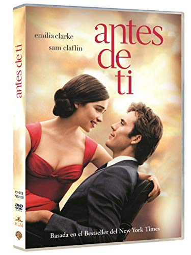 Antes De Ti [DVD]
