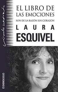 El libro de las emociones par  Laura Esquivel