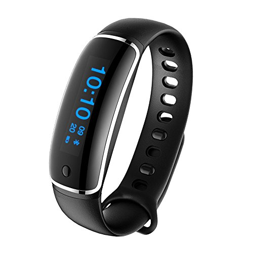 DQMSB Smart Armband Blutdruck Herzfrequenz-Überwachung Informationen erinnert IP67 wasserdicht Schrittzähler Sportuhr