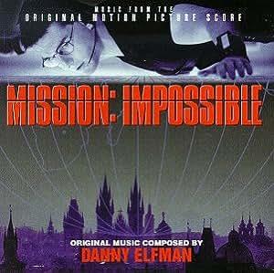 Mission Impossible: Original Soundtrack [SOUNDTRACK]