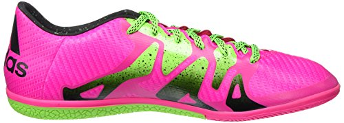 3 Pink Green Herren Solar Fußballschuhe 15 Shock in Pink Core X Black adidas wtBqv8