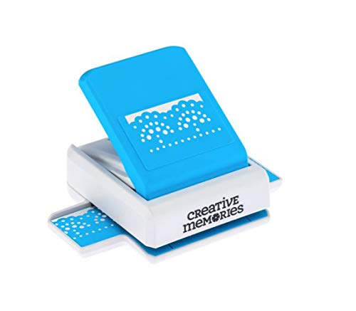 Creative Memories Stanzer mit Spitzenbesatz, für Sammelalbum und Karten -