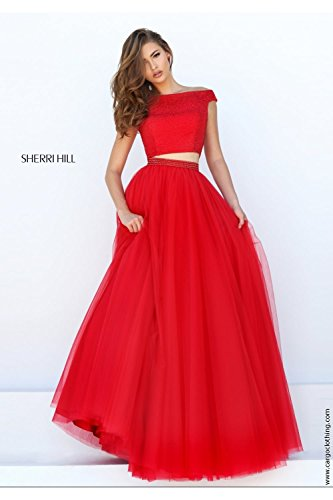 sherri-hill-50315-red-2-piece-crop-top-full-skirt-gown-uk-10-us-6