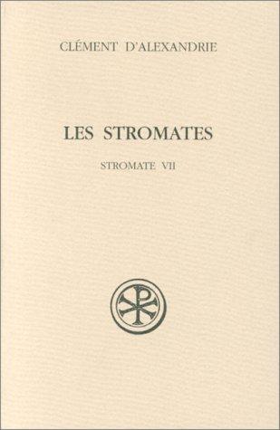 Stromates VII