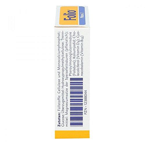 SteriPharm Pharmazeutische Produkte Folio 2 filmtabletten - 4