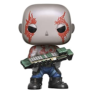 Funko Pop Drax (Guardianes de la galaxia Vol. 2 200) Funko Pop Guardianes de la Galaxia