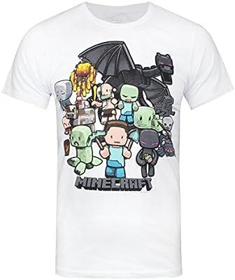 Niño - Official - Minecraft - Camiseta