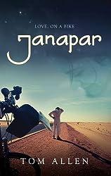 Janapar: Love, on a Bike by Tom Allen (2013-01-29)
