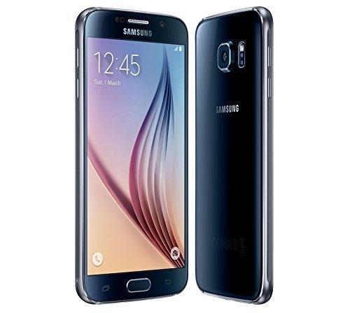 Samsung G920 Galaxy S6 Smartphone, 64 GB, Nero