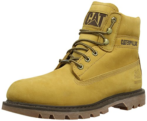 Caterpillar WATERSHED WP Herren Chukka Boots Beige (MENS HONEY RESET)