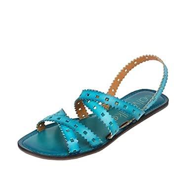 Catwalk Blue Sandals