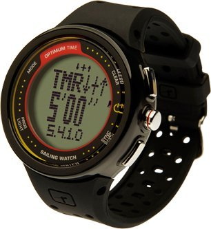 Optimum Time OS Series 12 Sailing Watch Black 1231 Colour - Black