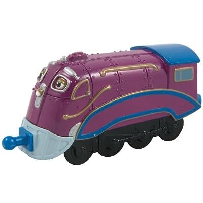 Chuggington LC54027 Speedy McAllister - Locomotora de juguete (6 cm) por Chuggington