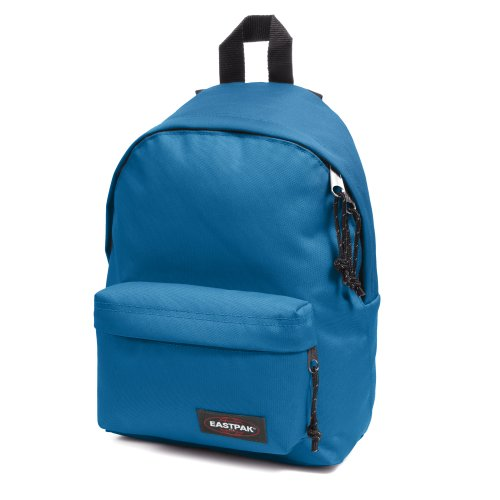 Eastpak Orbit - Zaino piccolo, 10 L, Multicolore (Monthly), 33.5 x 23 x 15 cm Blu (Blue Dale)